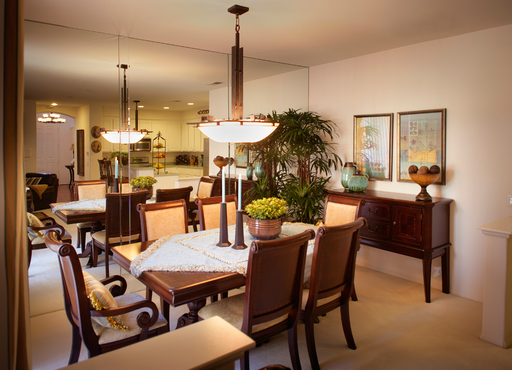 Dining Room - Classic Style