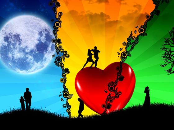 Love & Romance Wallpapers