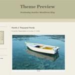 Fluid and Flexible width WordPress Themes