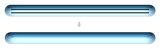 Aqua Navigation Bar in Photoshop