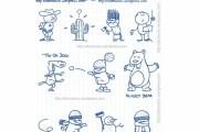 Alfred Doodles