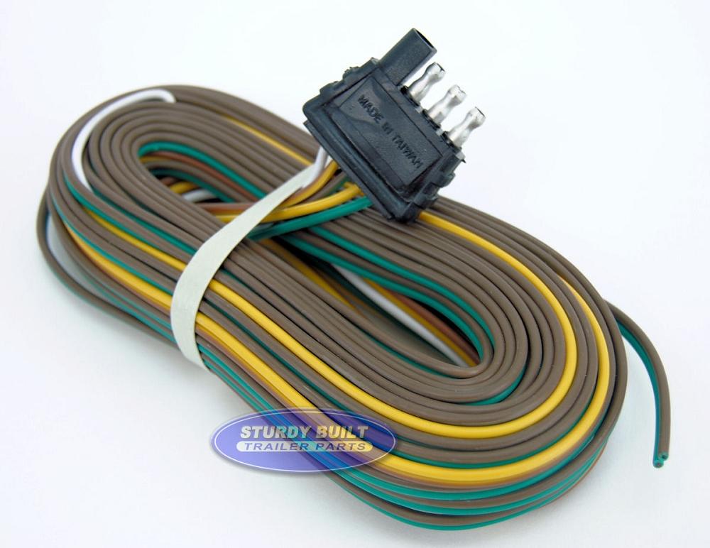 boat trailer lights wiring harness