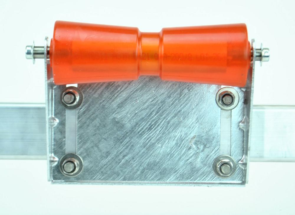 12 Inch Self Centering Stoltz Roller For Boat Keel Support