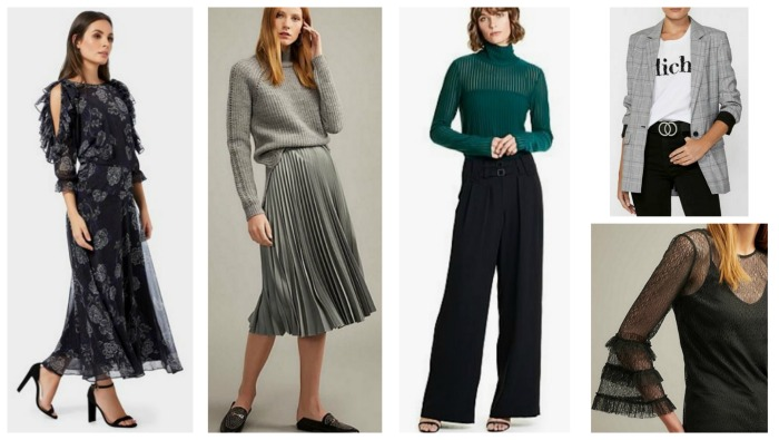 Autumn Winter Fashion Trends 2018 Australia Nz
