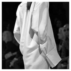 Oversized shirts with long sleeves  cuffs Cline SS11 stillhellip