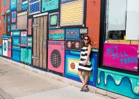 Chicago Street Art, Mural, and Colored Wall Guide