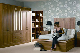 Contemporary Bedroom Range from Stylecraft Kitchens and Bedrooms Cork