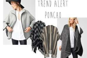 Style Report | The poncho