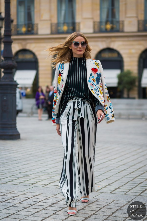Haute Couture Fall 2016 Street Style: Olivia Palermo