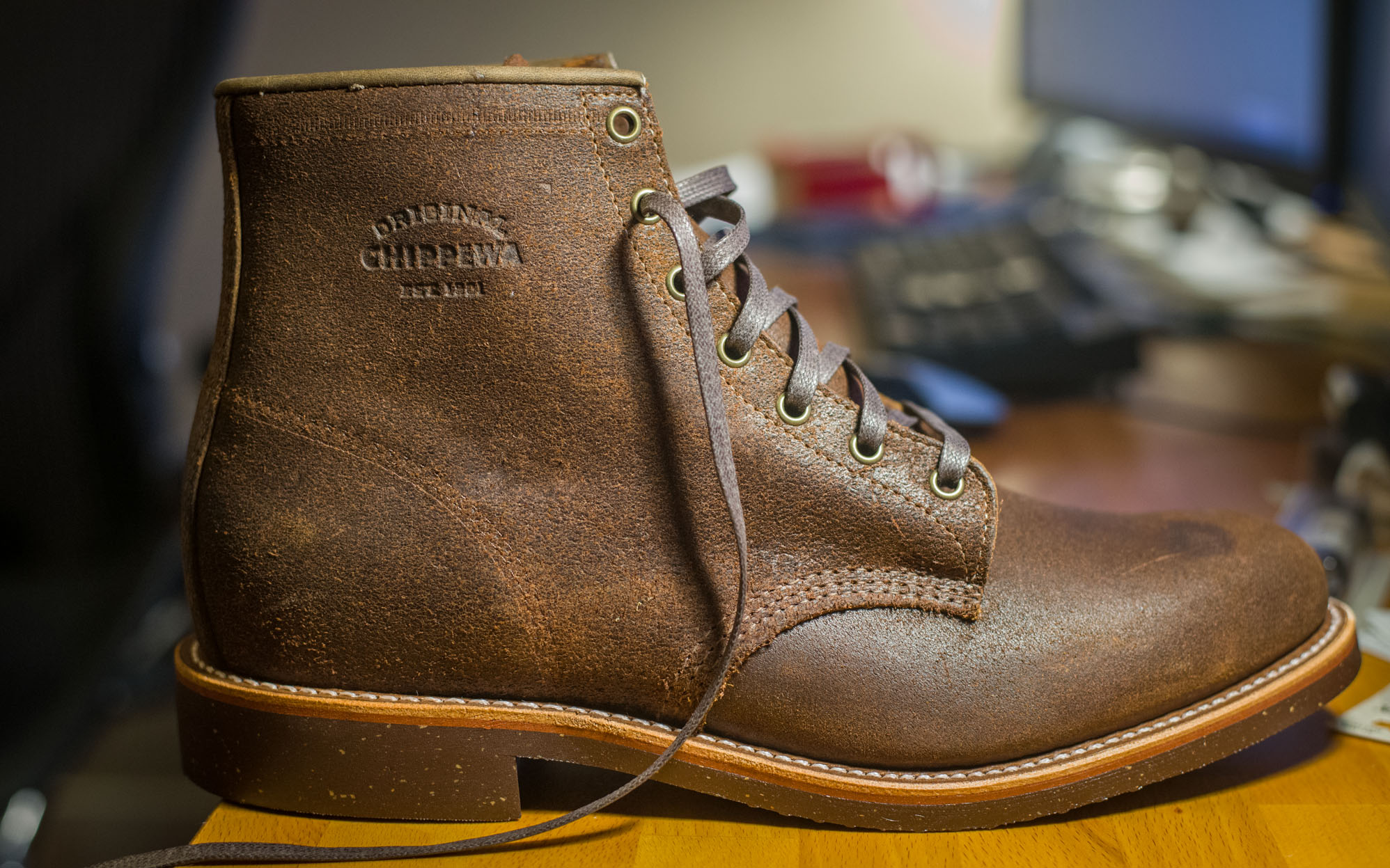 The Original Chippewa Heritage Boot Line Page 13