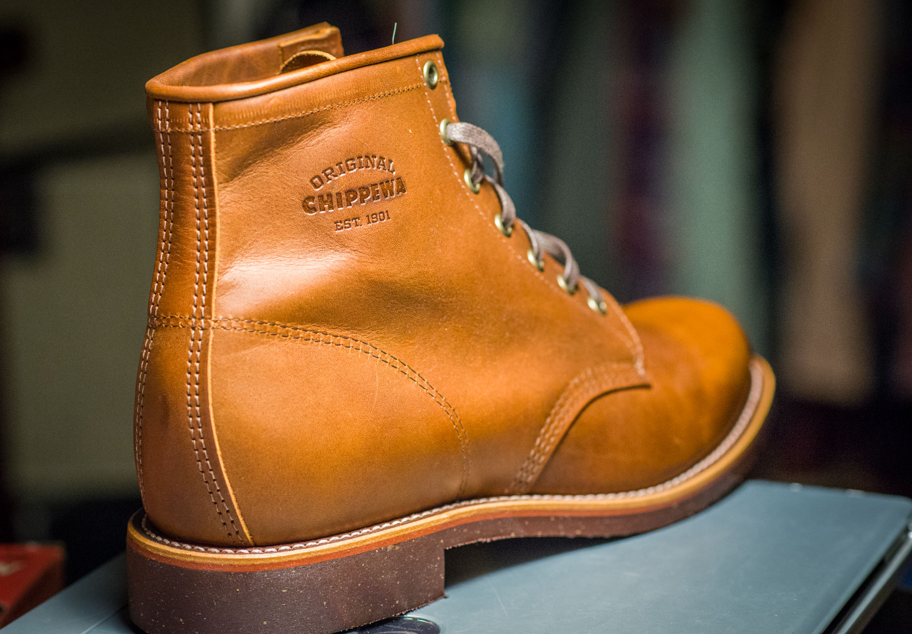 The Original Chippewa Heritage Boot Line Page 3