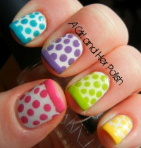 Latest Nail Art Designs 2013-2014 For Women - StyleGlow.com