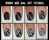 6 Best Easy & Charming DIY Halloween Nail Art Design ...