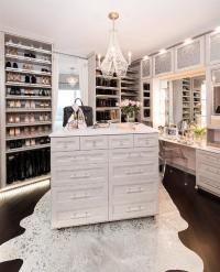 What a perfect closet looks like | 15 Beautiful walk in ...