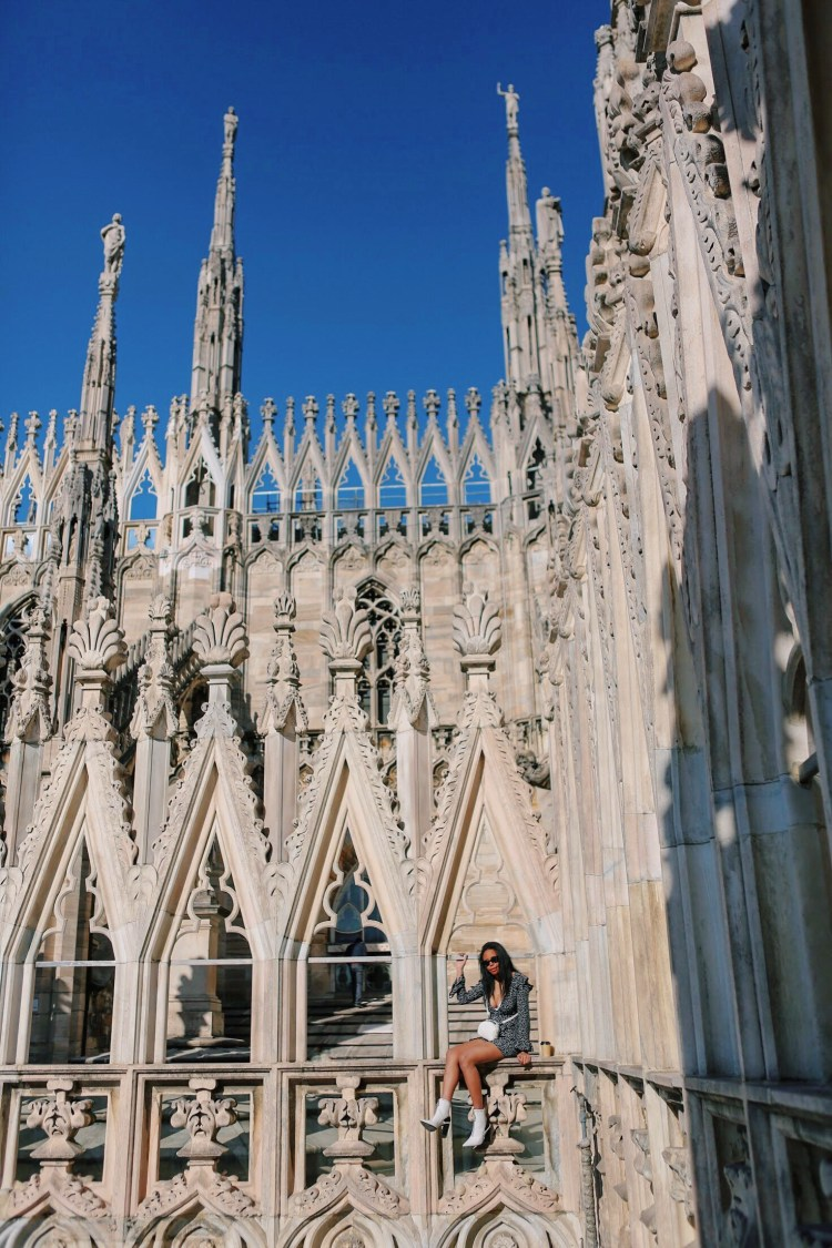 The Terrazza Duomo is a Must See On Your Milan Trip - Style in the Way