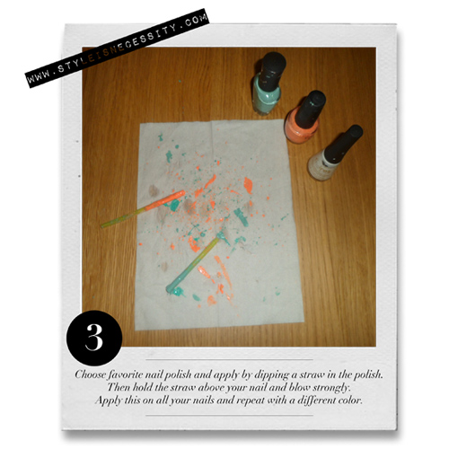 DIY – GRAFFITI NAILS