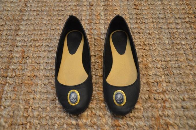 DIY – Shoe make-over