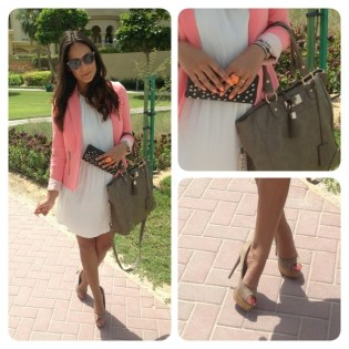 LOOK OF THE DAY!