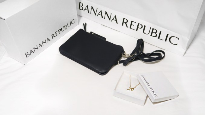GIVE-AWAY! GOING BANANAS FOR BANANA REPUBLIC