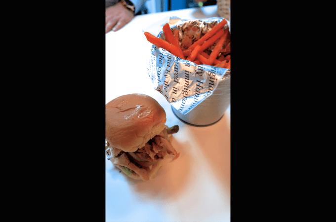 Just falafel street food – 5