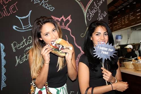 Just falafel street food – 6