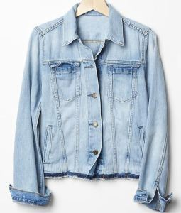 denim jacket gap