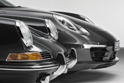50 years of Porsche 911: Definition of a sports car - Style Motivation