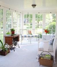 30 Sunroom Design Ideas - Style Motivation