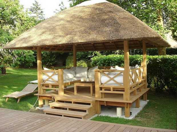 23 Interesting Gazebo Ideas For Your Garden Style Motivation