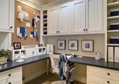 20 Amazing Home Office Design Ideas - Style Motivation