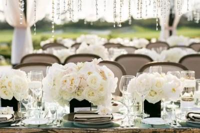20 Pure White Wedding Decor Ideas for Romantic Wedding ...