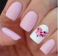 40 Stylish Pink Nail Art Ideas - Style Motivation