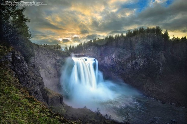 Snoqualmie Falls Wallpaper 14 Beautiful Waterfalls In United States That Will Take