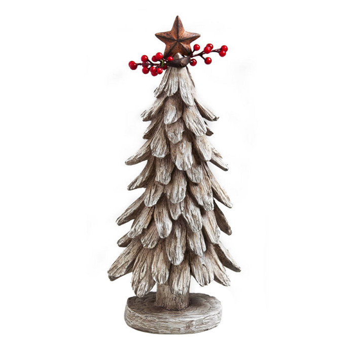 18 Absolutely Awesome Tabletop Christmas Tree Decorations - Style
