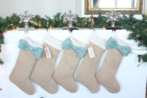 Medium Of Unique Christmas Stockings