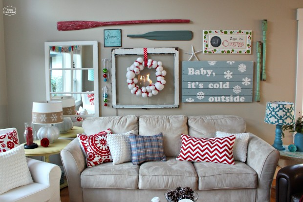 16 Creative Ideas for Christmas Home Decor - Style Motivation - christmas home decor ideas