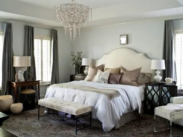 19 Elegant and Modern Master Bedroom Design Ideas - Style Motivation - elegant bedroom ideas