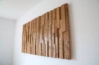 Outstanding Reclaimed Wood Wall Art - Style Motivation