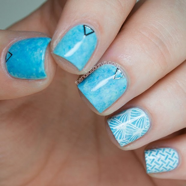 20 Cute And Trendy Nail Art Ideas For Spring Style