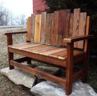 21 Amazing Outdoor Bench Ideas
