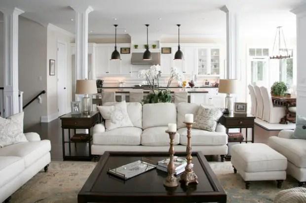 17 Open Concept Kitchen-Living Room Design Ideas - Style Motivation - open concept living room