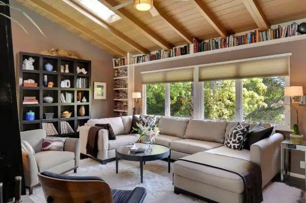 elegant sectional sofa living room
