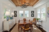20 Amazing Dining Room Design Ideas with Tray Ceiling ...
