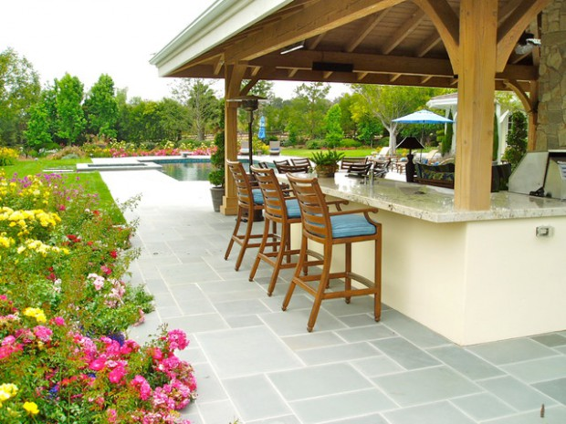Creative Outdoor Bars 17 Amazing Deck Design Ideas