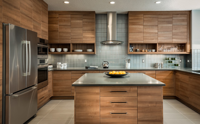 18 Outstanding Contemporary Kitchen Designs That Will Bring Out - contemporary kitchen design