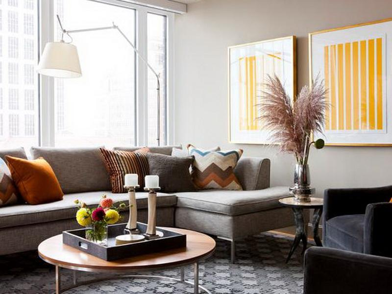 Coffee Table Decorating Tips - Style Motivation - living room table decor