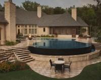 21 Landscape Small Backyard Infinity Pool Design Ideas ...