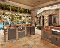 17 Stunning Covered Outdoor Kitchen Design Ideas - Style ...