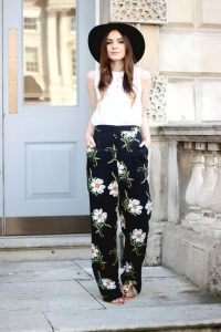 15 Cute and Comfy Summer Outfit Ideas with Harem and ...