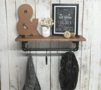 18 Practical Handmade Coat Rack Ideas You Can Produce By ...